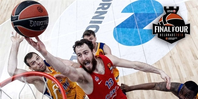 Sergio Rodriguez, CSKA: 'It is time to fight for the EuroLeague title'