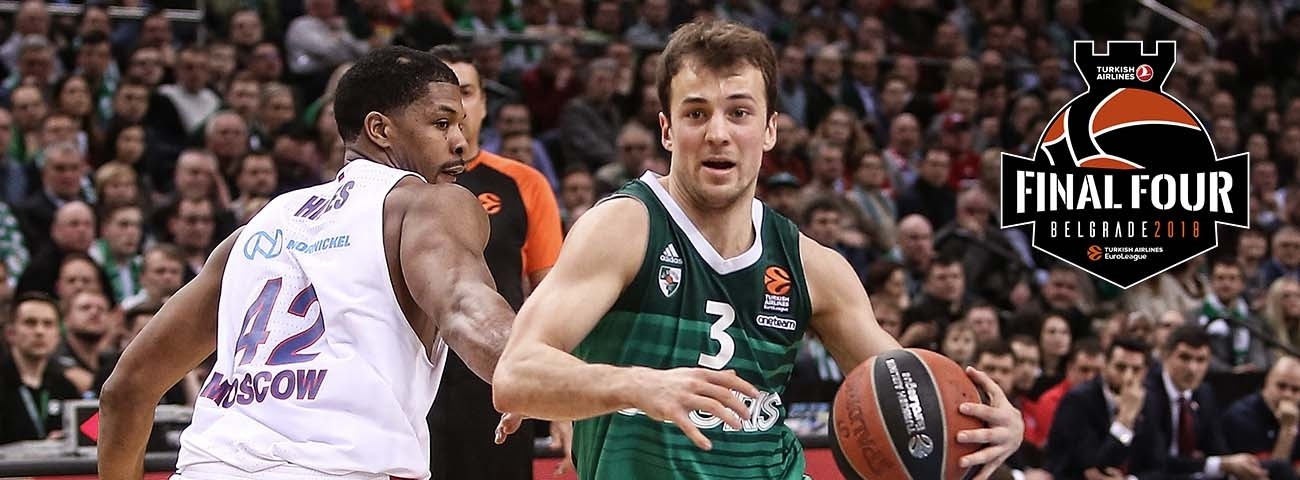 Kevin Pangos, Zalgiris: 'It all comes down to basketball'