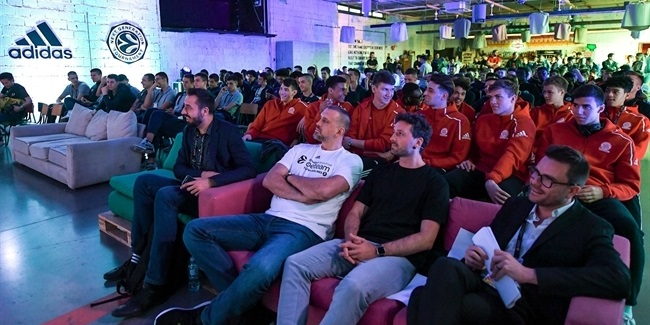Final Four Belgrade 2018 -  Players Educational Session