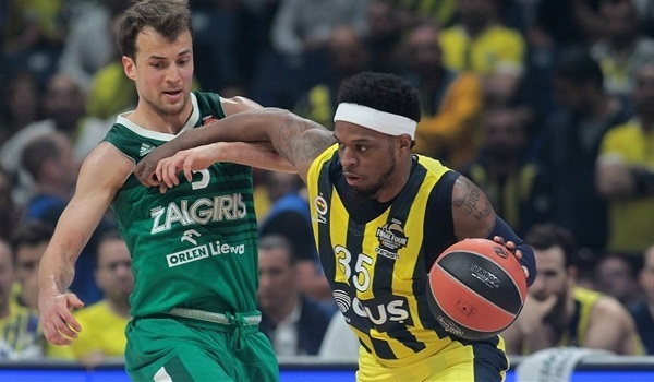 FF Semifinal report: Fenerbahce downs Zalgiris, returns to the Championship Game