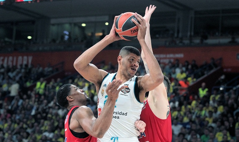 Walter Tavares - Real Madrid - Belgrade 2018 - EB17