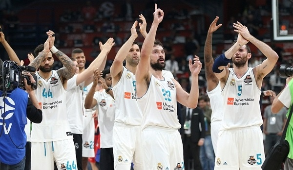 Real Madrid survives CSKA Moscow, becomes second finalist!