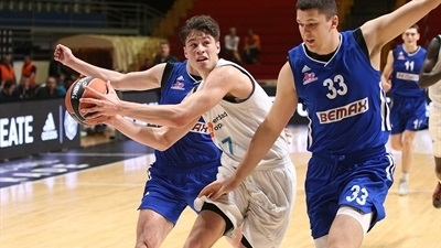 ANGT Finals: U18 Real Madrid 78-72 U18 Mega Bemax Belgrade