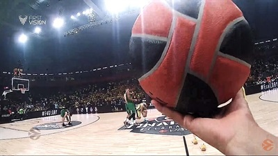 FirstVision body-camera images from semifinals