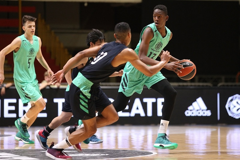 Ibrahim Magassa - Europe U16 team - International All Star Game - Belgrade 2018 - EB17