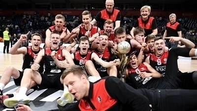 ANGT Finals championship game: Lietuvos Rytas is the new champ!