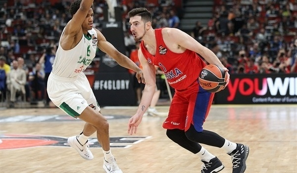 Third Place Game: Zalgiris survives CSKA comeback to finish third