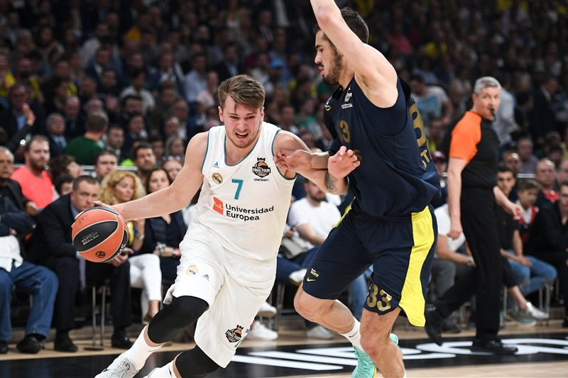 Luka Doncic - Real Madrid - Belgrade 2018 - EB17