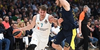 Luka Doncic - Real Madrid - Belgrade 2018