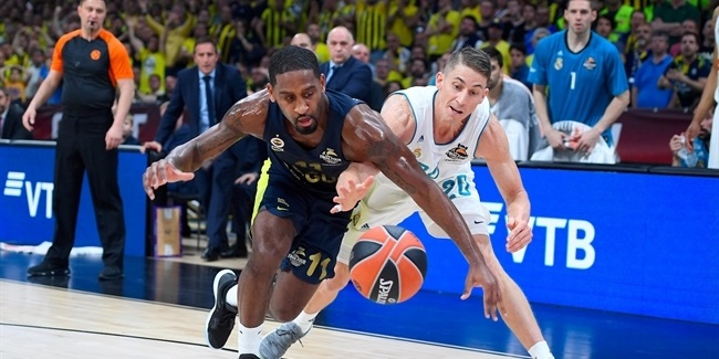 Final Four Belgrade 2018 - Championship Game, Real Madrid vs. Fenerbahce Dogus Istanbul