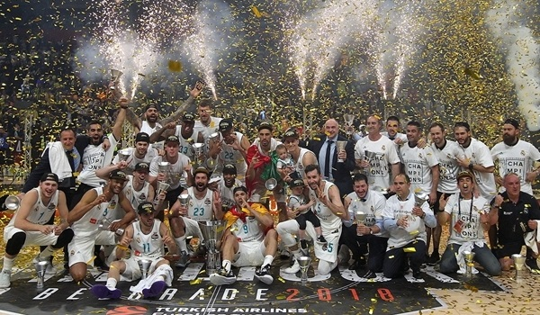 Real Madrid wins record 10th EuroLeague crown!