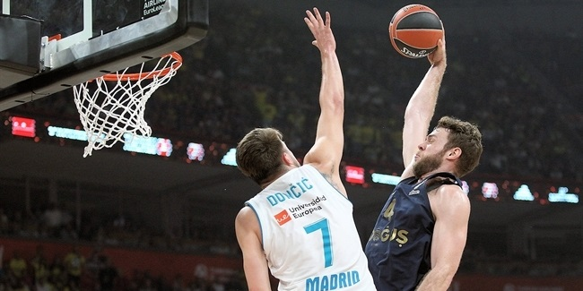 Fenerbahce's Melli sets Championship Game scoring record in Final Four era