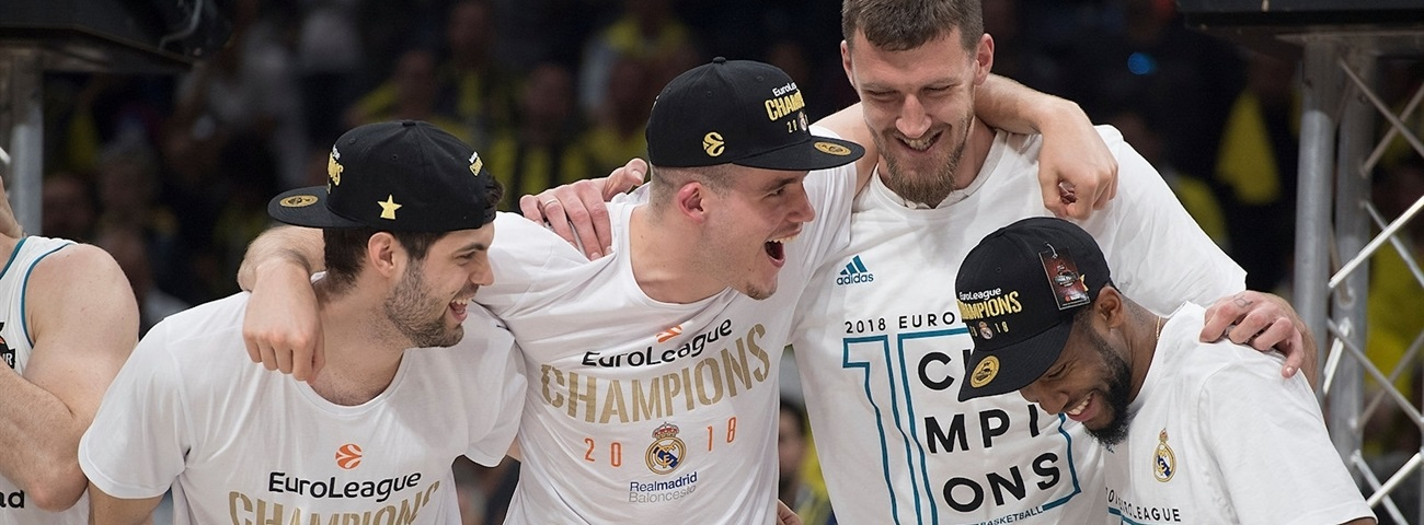 Dress like a champion at Euroleaguestore.net