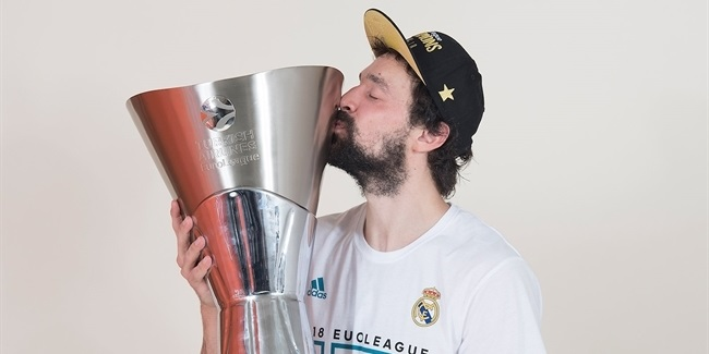 Tribute to the Champs: Sergio Llull