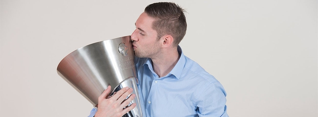 Fabien Causeur: 'I kiss the trophy every single morning'