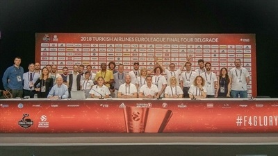 Final Four served as classroom for Sports Business MBA students