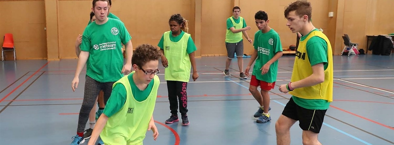 Limoges making a difference with One Team campaign