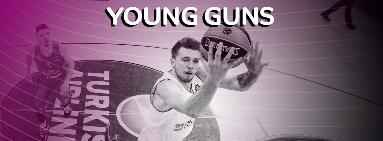 Top 10 young guns of the 2017-18 EuroLeague season!