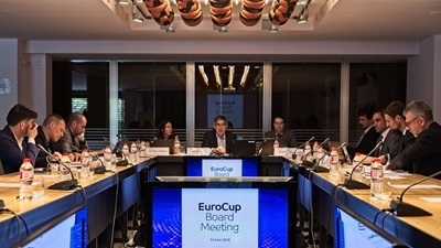 EuroCup Board looks ahead to the 2018-19 season