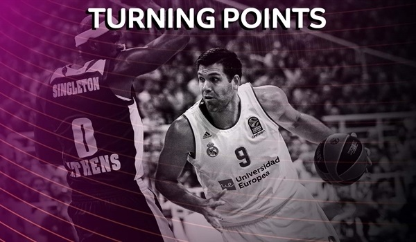 Top 10 turning points of the 2017-18 EuroLeague season!
