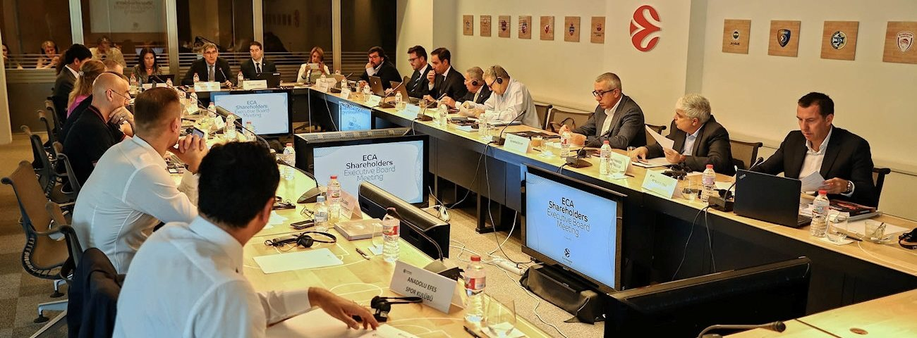 ECA Board reviews commercial strategy, approves 2018-19 competitions team list