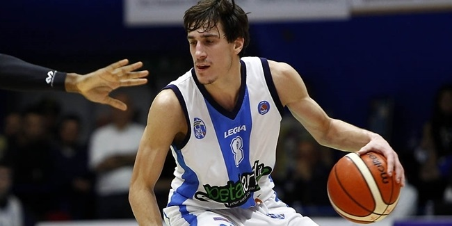 Brescia inks point guard Laquintana