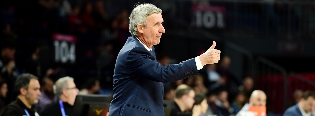 Pesic signs new deal to remain head coach of Barcelona