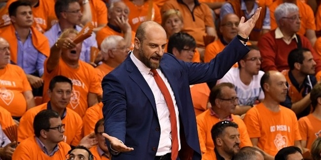ASVEL hires Mitrovic as coach on three-year deal