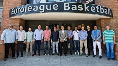 2018-19 EuroLeague Head Coaches Meeting prepares new season