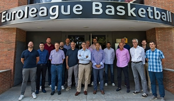 EuroCup coaches join EB Institute workshops ahead of season launch