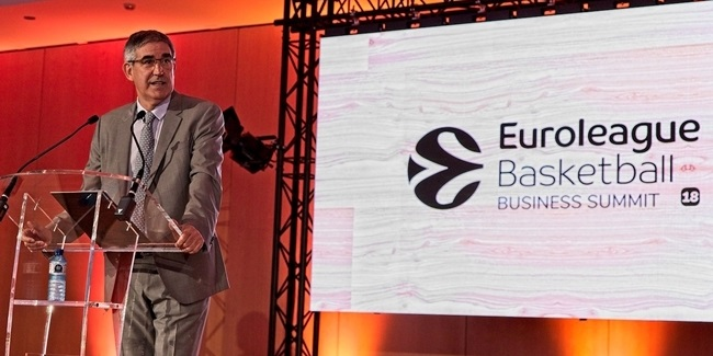 Jordi Bertomeu's introduction to EB Business Summit