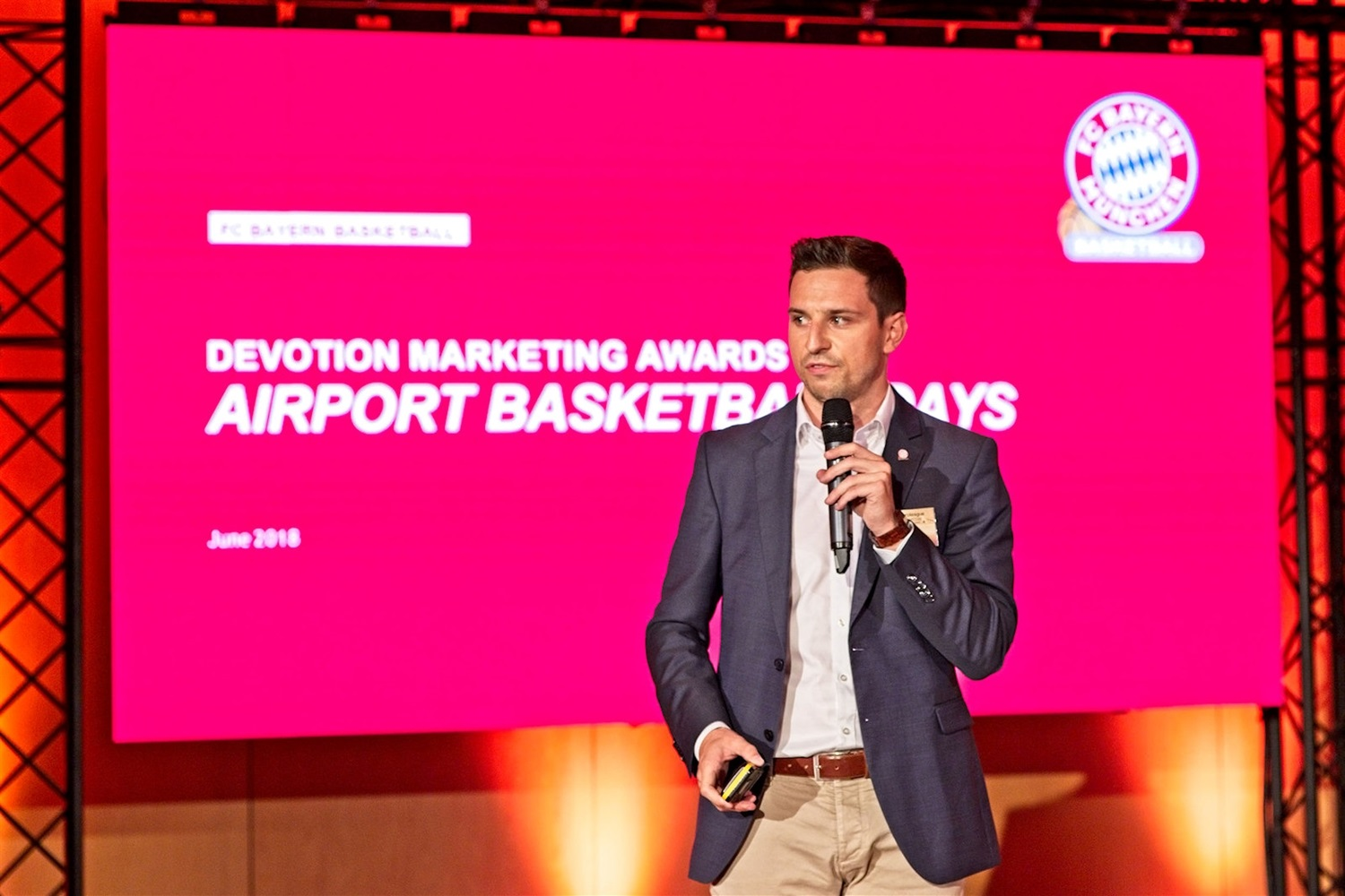 Robin Gollbach, FC Bayern Munich - Gold Devotion - EB Summit Barcelona 2018 - EB18