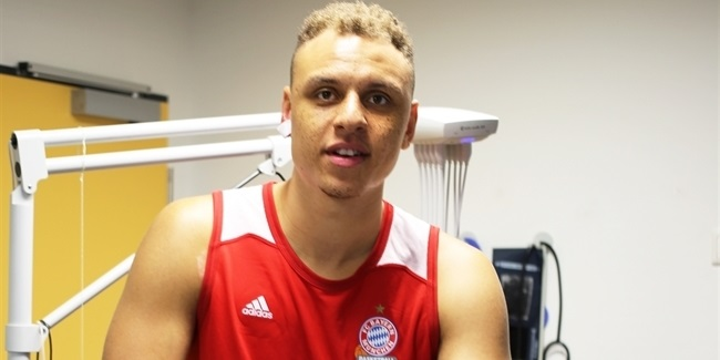 Bayern gets promising guard Amaize for three years