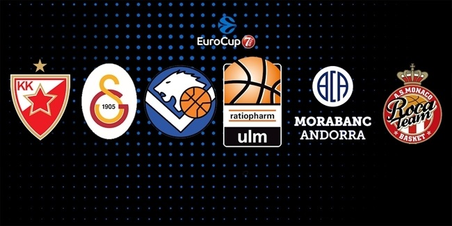 2018-19 7DAYS EuroCup Regular Season: Group A at a glance