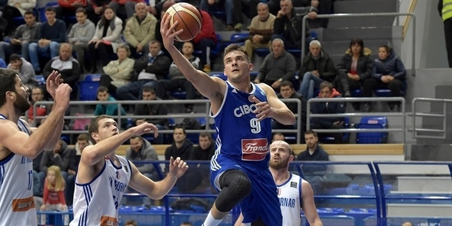 Cedevita adds young swingman Coric
