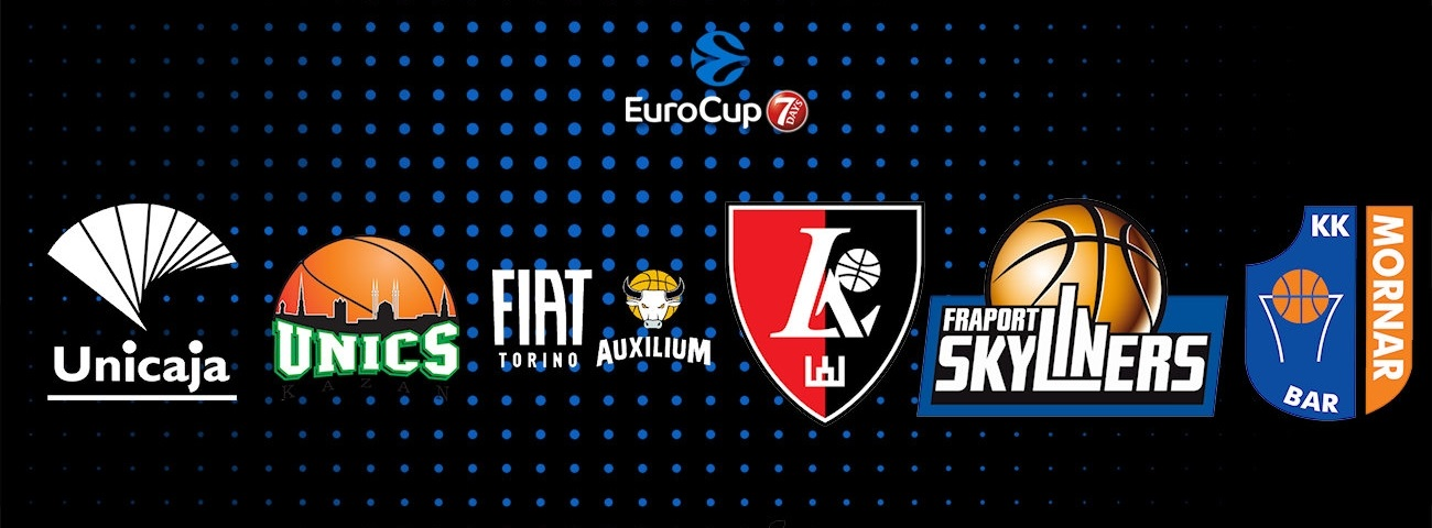2018-19 7DAYS EuroCup Regular Season: Group D at a glance