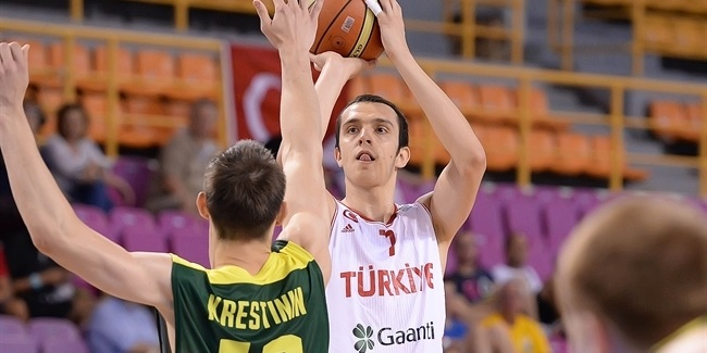 Turk Telekom adds forward Turen
