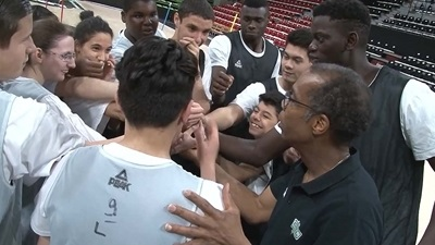 ASVEL and Special Olympics team up for One Team program