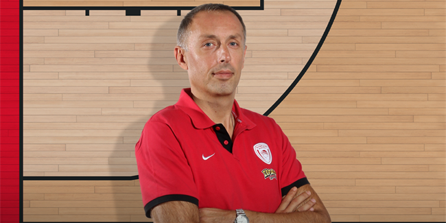 Milan Tomic is new Zvezda boss