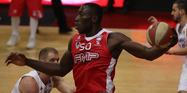 Crvena Zvezda gets bigger with Ojo at center