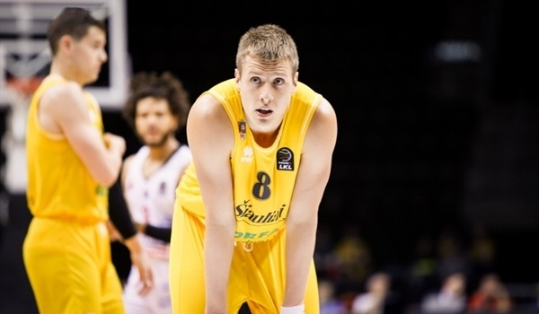 Zalgiris signs Lithuanian League assists leader Sabeckis