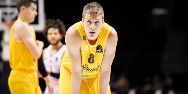 Zalgiris inks Lithuanian League assists leader Sabeckis