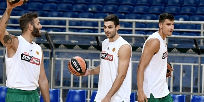Roster Rundown: Panathinaikos Athens