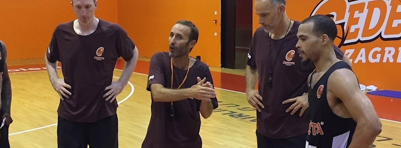 Cedevita changes coaches