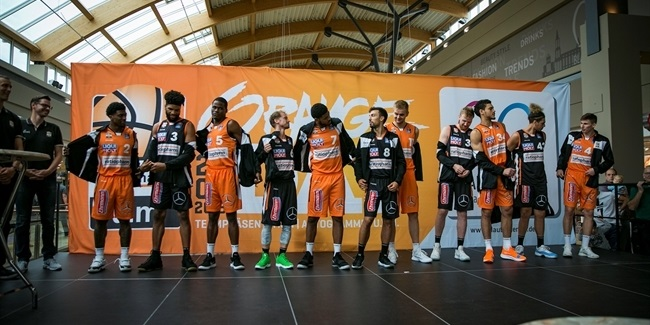 Ulm, Limoges already giving fans reasons to cheer
