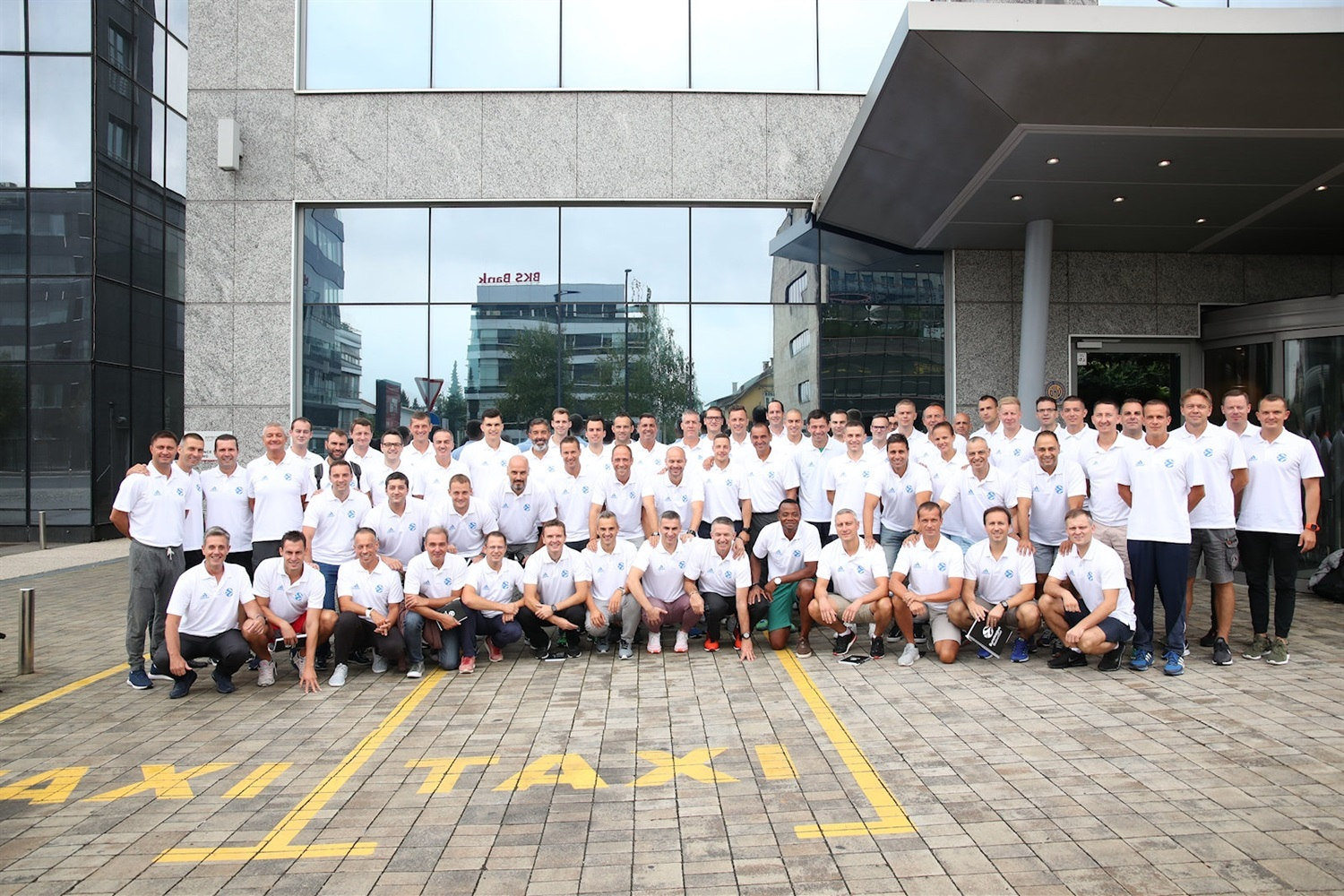 27th Clinic for Euroleague Basketball Officials, Ljubljana 2018