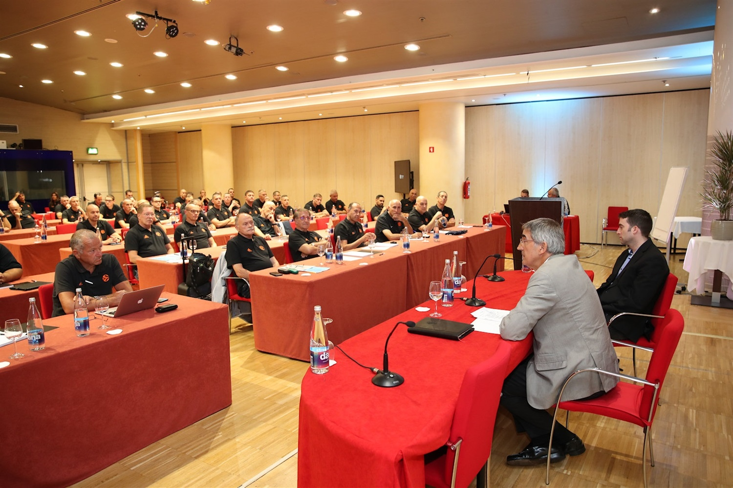 27th Clinic for Euroleague Basketball Officials, Ljubljana 2018 - EB18