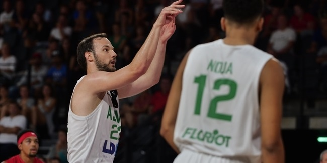 7DAYS EuroCup preseason: ASVEL, Brescia win in routs