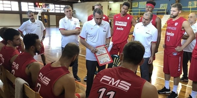 Turkish Airlines EuroLeague preseason: Olympiacos, Darussafaka win preseason openers