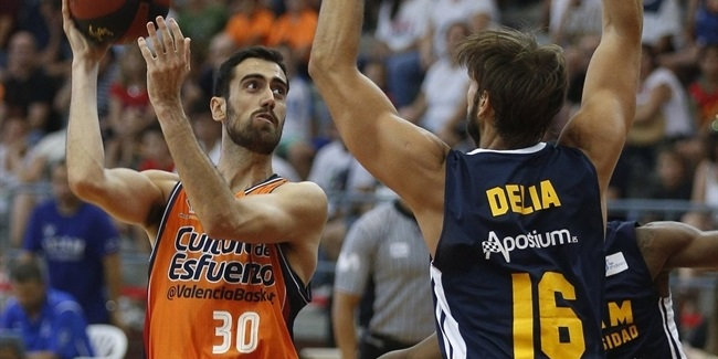 7DAYS EuroCup preseason: Valencia picks up comfortable win